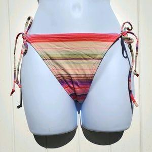 Vctoria's Secret Bikini Bottom Stripes